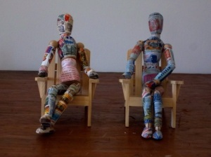 Steve Clorfeine, 'Postal Guys'